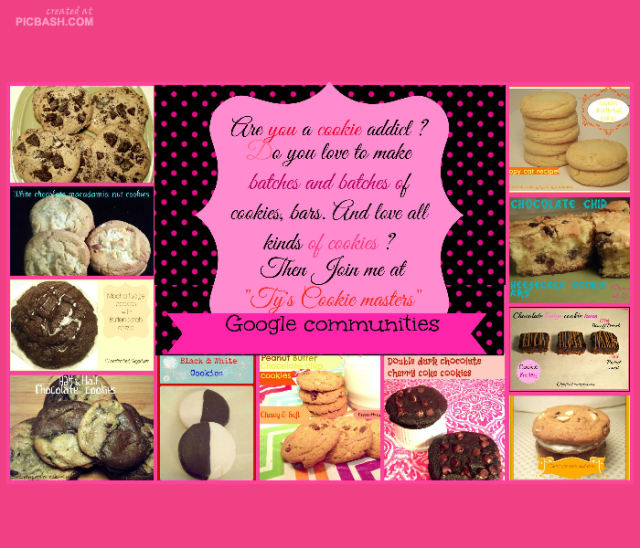 Ty's cookie masters on google communties