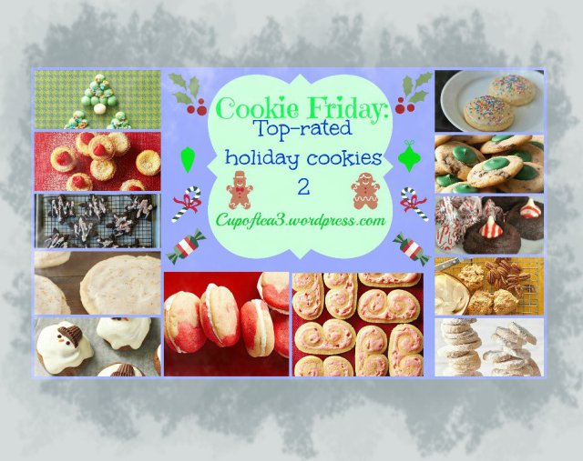 Top-rated holiday cookies 2