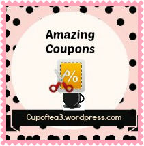 Amazing coupons