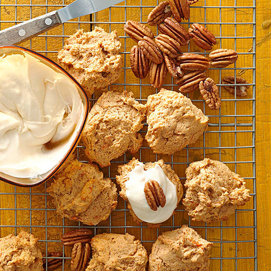 Sweet Potato-Pecan Cookies