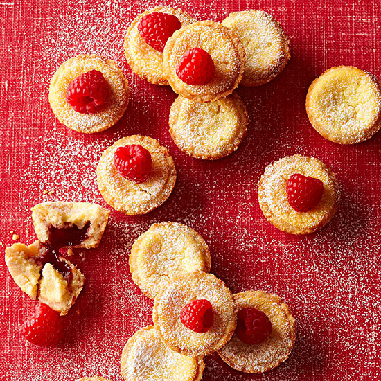 Almond and Raspberry Blossoms